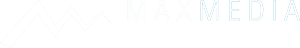 Maxmedia . graphic service Logo
